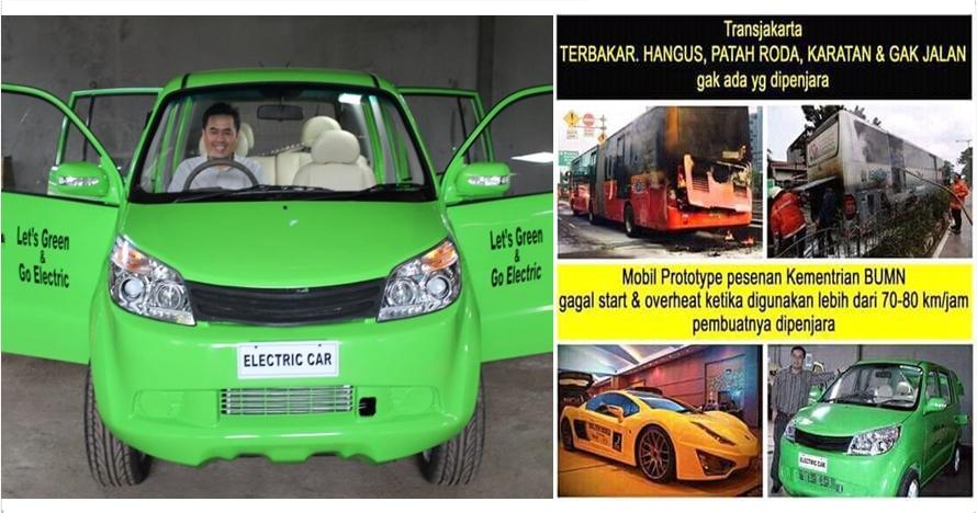 Miris, pembuat mobil listrik divonis 7 tahun penjara & denda Rp 17 M