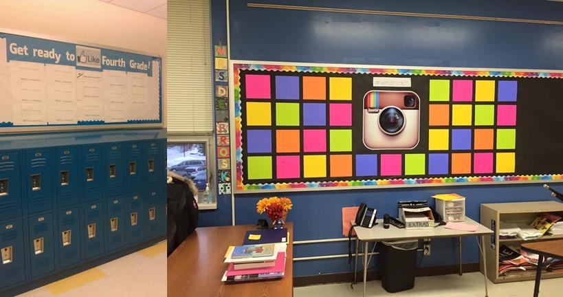 15 Dekorasi ruang kelas ini kekinian banget, bikin nggak mau bolos!