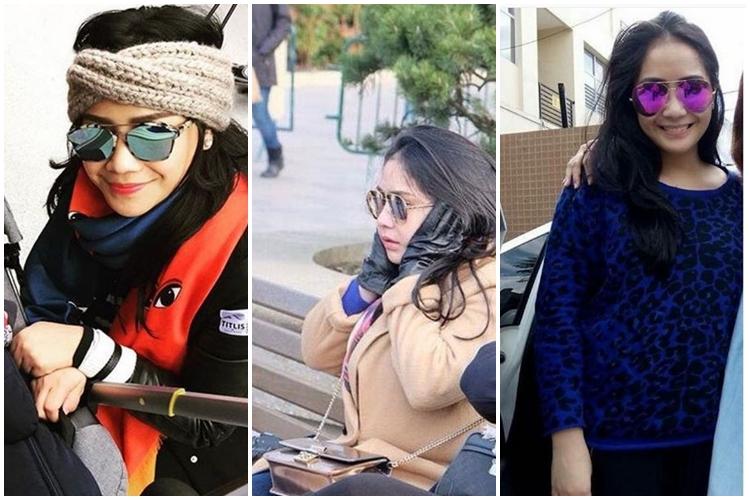 Selain Syahrini, ternyata Nagita Slavina juga hobi beli barang mahal!
