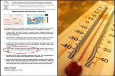 Ini tanggapan resmi BMKG terkait isu fenomena Equinox di Indonesia