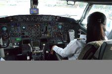 Cita-cita jadi pilot? pastikan panjang kakimu sesuai ya guys!