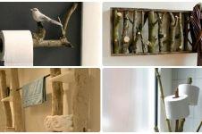 28 Perabotan keren ini terbuat dari ranting pohon, serasa di alam ya!