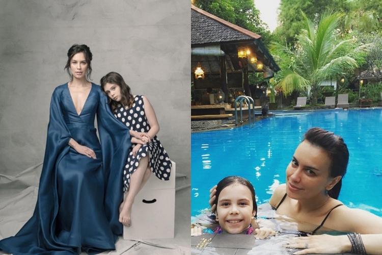 Manuella Villareal, anak Sophia Muller cantiknya dijamin bikin gemes!