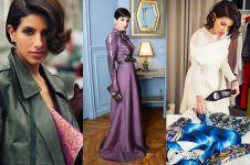 Mengintip gaya busana Deena Abdulaziz, putri kerajaan Saudi Arabia