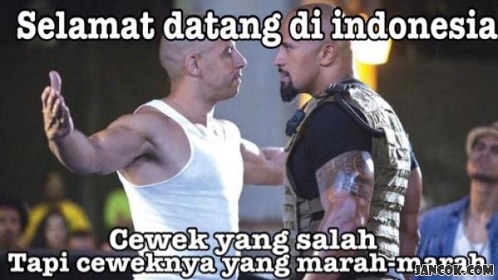 24 Meme Selamat Datang di Indonesia ini nyindir kamu ban up