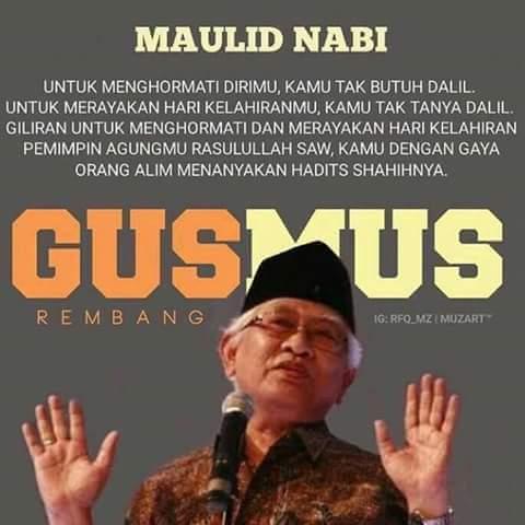 22 Quote Gus Mus Yang Bikin Hati Makin Adem Mak Nyess
