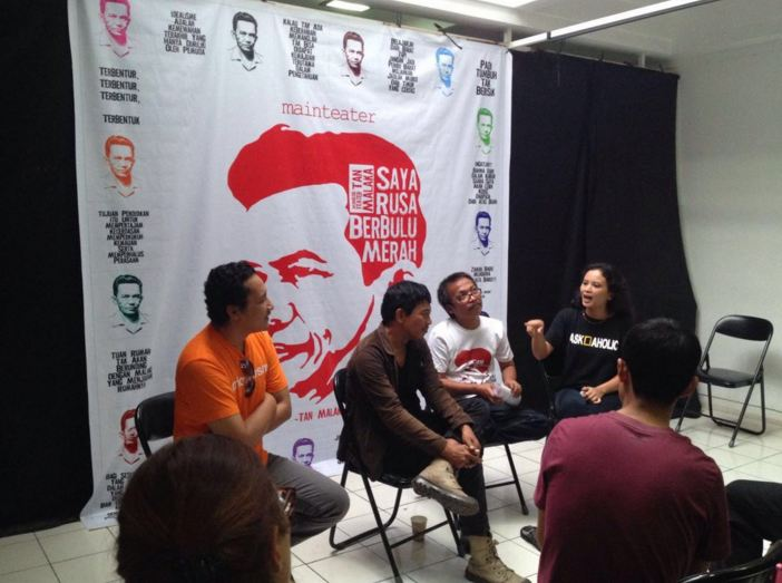 Dijamin Ridwan Kamil, monolog Tan Malaka digelar hari ini