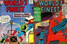 8 Pertarungan Batman v Superman yang ternyata pernah terjadi di komik!