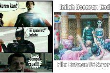 16 Meme film Batman v Superman ini kocak banget, bikin ngakak terus!