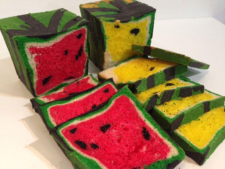 kue semangka Pinterest