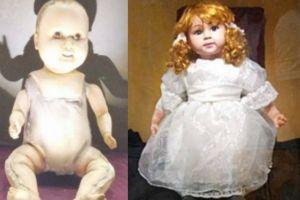 Ini 10 boneka paling menyeramkan sejagat, hati-hati melihatnya!