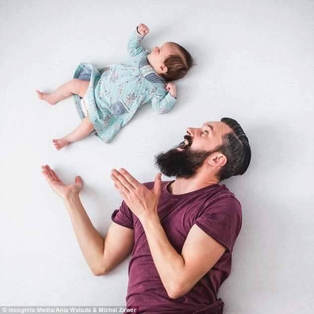20 Foto Kedekatan Ayah Dan Anak Perempuannya Bikin Gemas Ih