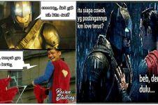 Lagi, 18 meme kocak film Batman v Superman yang bikin ketawa ngakak