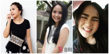 Cantiknya Miyake Kembaran Titi Rajo Bintang Mirip Banget
