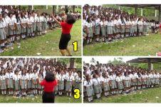 Cara guru ini pimpin paduan suara kocak banget, bikin semangat nyanyi!