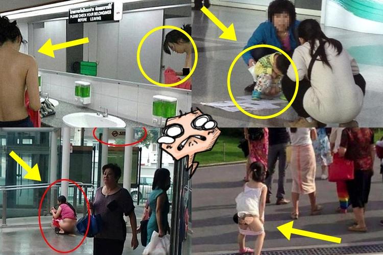 15 Foto ini buktikan turis China joroknya minta ampun, jangan ditiru!