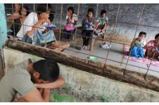Perlu kamu tahu, sekarang Indonesia ada 4 juta anak terlantar, miris!