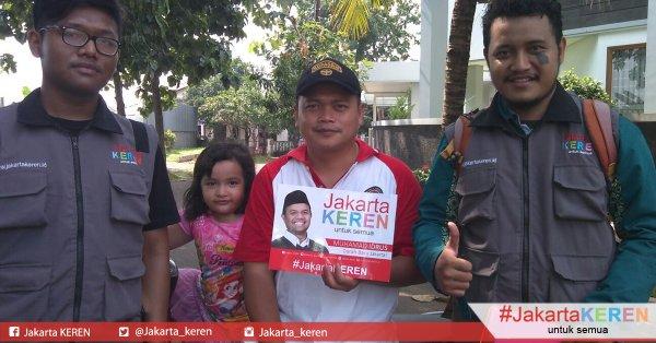 Kata 'keren' laris menjelang Pilkada DKI Jakarta