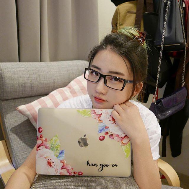 Kecantikan Han Yoo Ra, YouTuber Korea yang lama tinggal di Indonesia