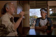 Ini kabar Ralph Macchio, aktor ganteng pemeran The Karate Kid era 80an