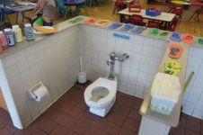 Mules kamu bakal hilang saat tahu desain toiletnya kayak 18 foto ini