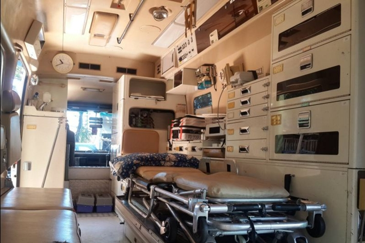 Tak cuma Jepang & Jerman, Indonesia juga punya ambulans canggih ini
