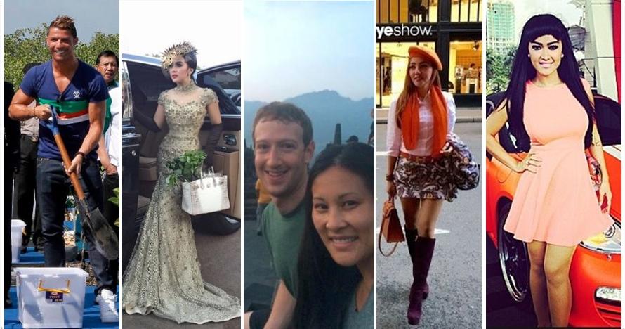 Ini beda gaya hidup publik figur Indonesia & luar negeri, duh gitu ya?