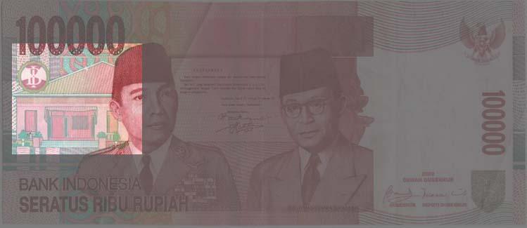 Misteri gambar rumah uang Rp 100 ribu terungkap, ini pemilik rumahnya!