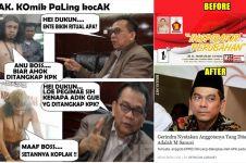 8 Meme menohok sindir anggota DPRD ditangkap KPK sampai soal dukun!