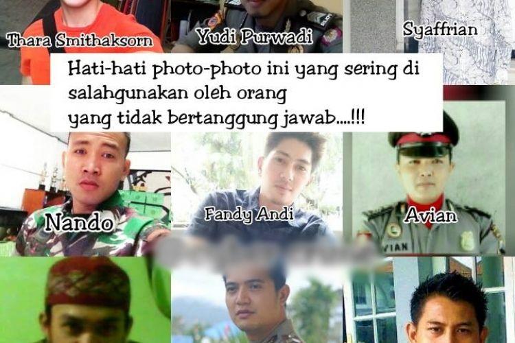 15 Wajah Asli Di Balik Foto Ganteng Profil Facebook Awas Kamu Ke