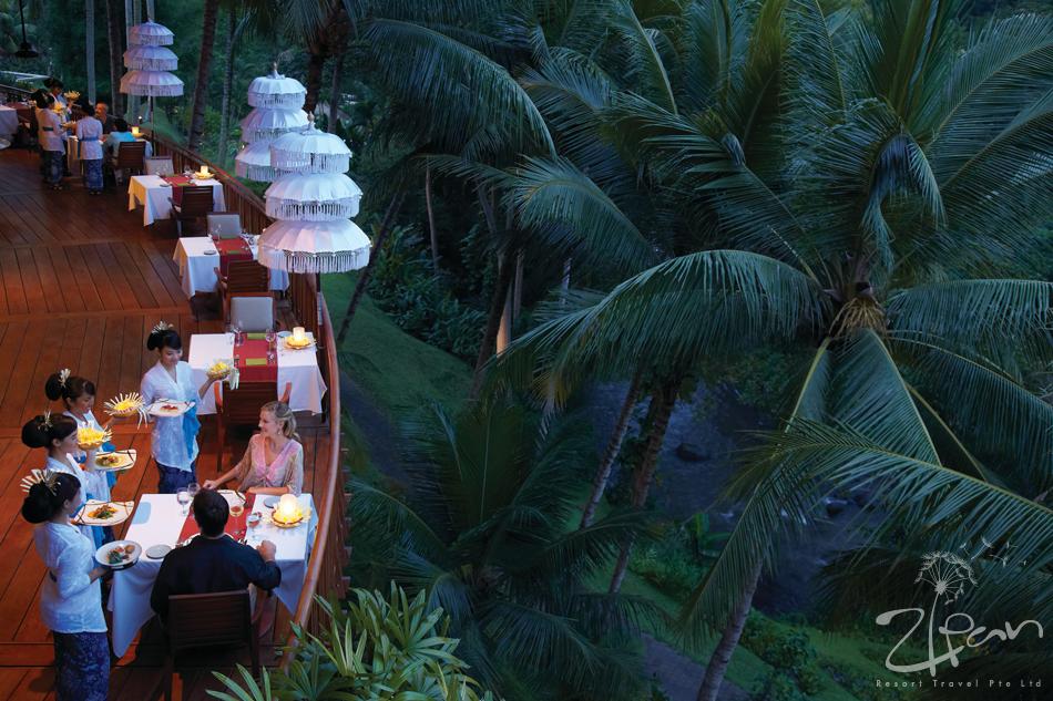 12 Tempat dinner di Bali super romantis, kamu wajib ajak pasanganmu
