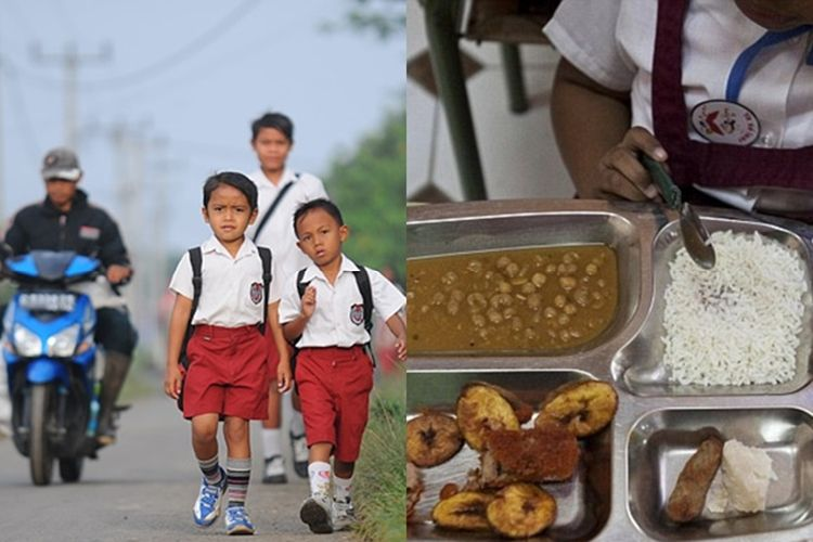 15 Varian menu makan siang anak sekolah di berbagai negara, duh laper!
