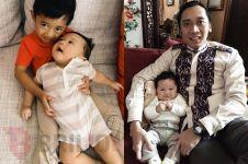 Pancasakti Maharajasa Yudhoyono, putra Ibas Yudhoyono yang lucu abis!