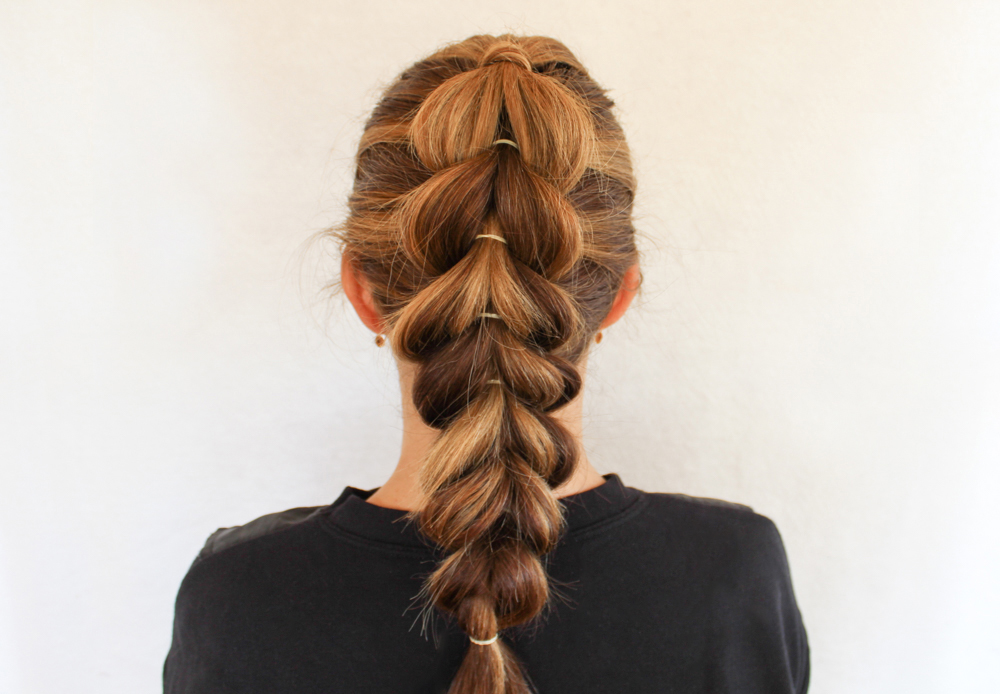 10 Cool Hairstyles For Girls Who Ride Bikes