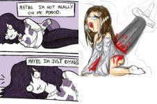 12  Ilustrasi datang bulan ini bikin kamu angguk-angguk kepala sendiri