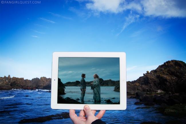 15 Foto cocokkan lokasi syuting film dan dunia nyata, seperti apa ya?