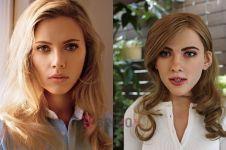 Yuk kenalan dengan 'kembaran' Scarlett Johannsson, mirip nggak?