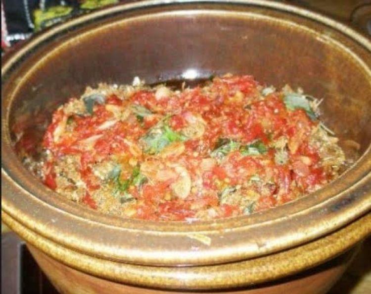 Nasi bakepor, makanan lezat para raja Kutai yang bikin lidah bergoyang