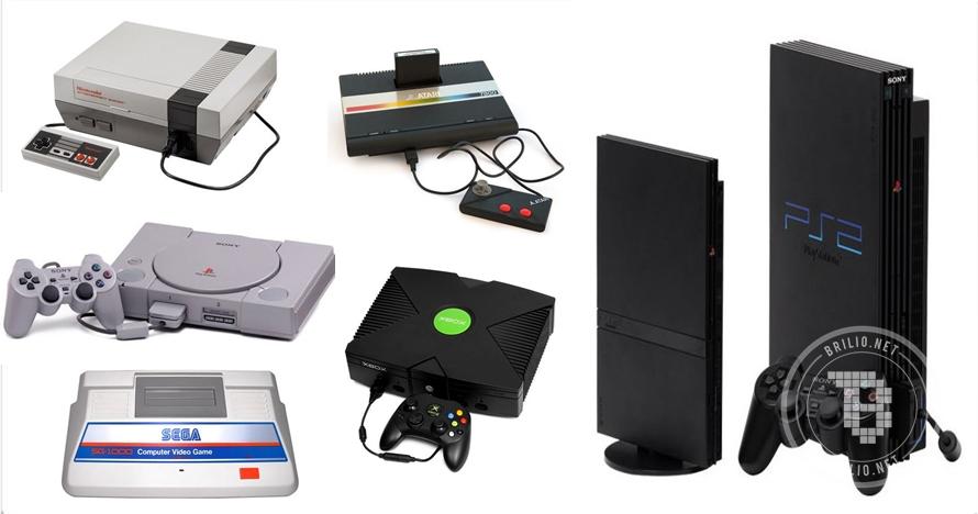 Yuk nostalgia sama 40 konsol game sejak 1960an, punyamu nomor berapa?