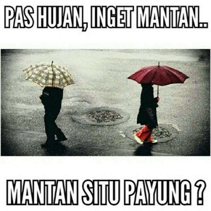 20 Meme hujan ini bikin kamu ngakak & nggak kedinginan