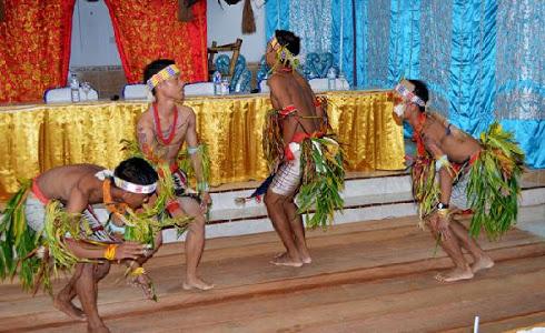 3 Tarian suku Mentawai yang lekat dengan unsur magis, serem....