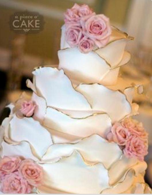Desain Kue Pengantin © 2016 brilio.net