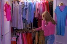 Warna baju ternyata bisa pengaruhi mood kamu saat beraktivitas