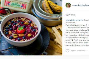 20 Akun Instagram yang wajib difollow kaum vegetarian