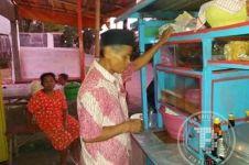 Kebaikan hati penjual soto ini langsung diganti berlipat ganda