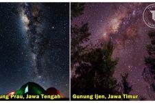 15 Foto menakjubkan Galaksi Bima Sakti dari penjuru tanah air