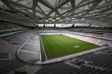 10 Stadion futuristik untuk ajang EURO 2016, bikin pengen ke Prancis!