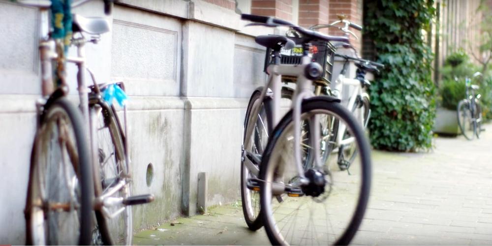 Sepeda ini bisa jalan sendiri tanpa dikendarai manusia, lho kok bisa?