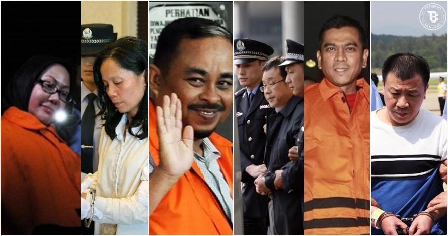 Ini beda mimik muka koruptor Indonesia & luar negeri saat difoto, duh!