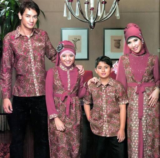 17 Desain seragam  keluarga  yang sederhana namun tetap elegan